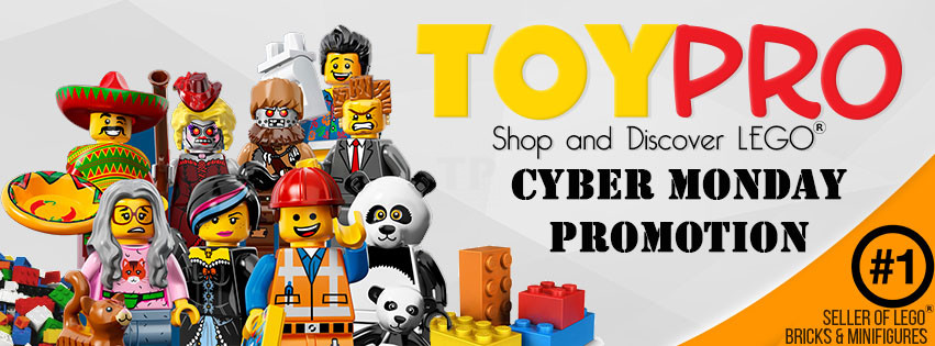 Cyber Monday Lego Deals At Toypro Toypro Com