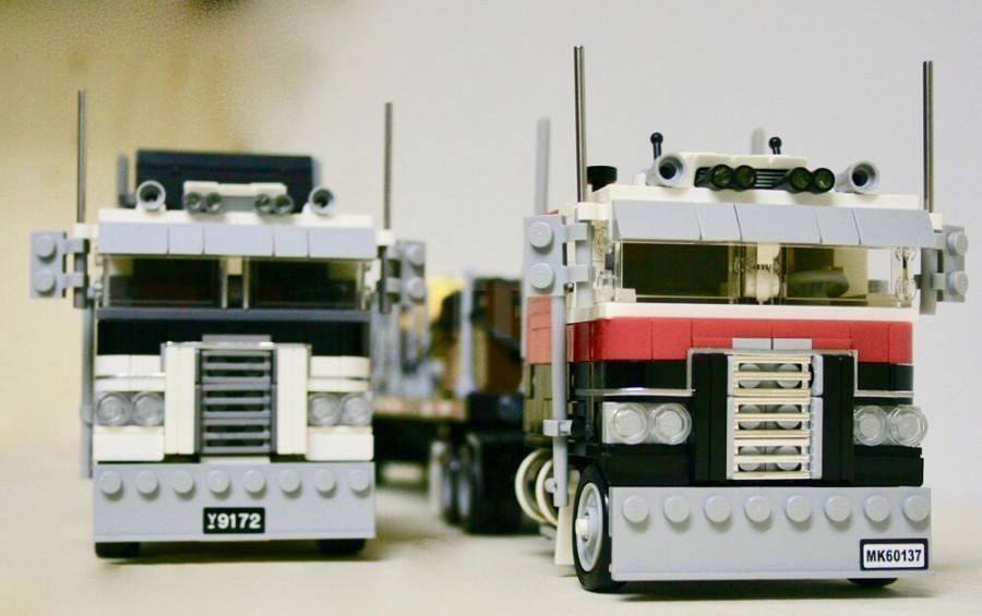 1 Black 4x10 Car Truck Frame//Chasis Brick ~ Lego ~ NEW ~