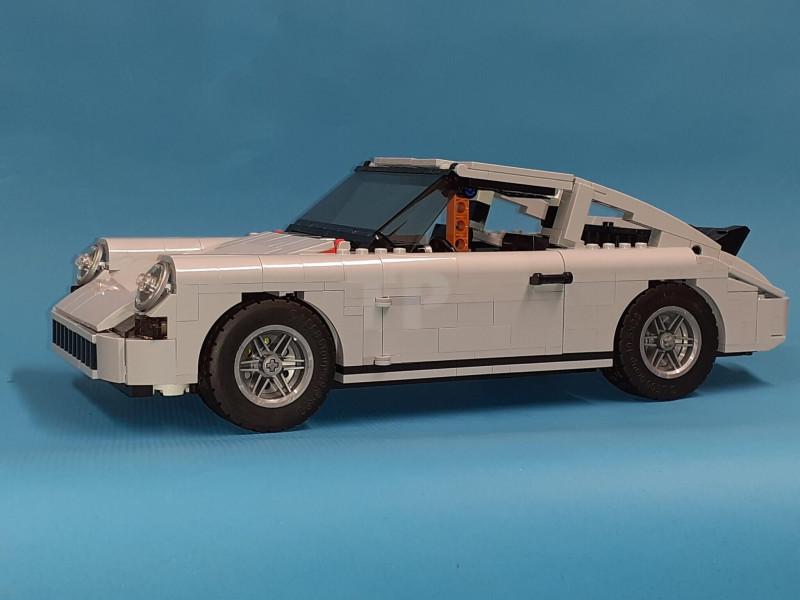 Lego 10262 Alternate Verwandele Einen Aston Martin In Einen Porsche Toypro Com