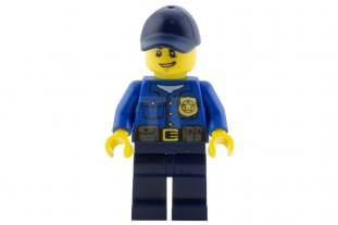 Main image for LEGO Police Officer