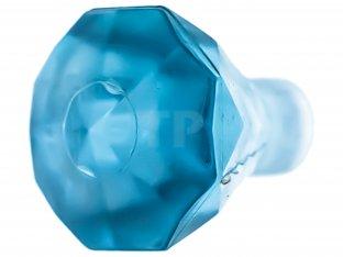 Trans-Light Blue 13 LEGO Rock 1 x 1 Jewel
