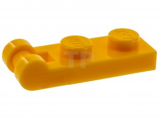 Main image for LEGO Plate, Modified 1 x 2 with Handle on End - Closed Ends