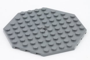 Lego 10x Dark Purple  2 x 3 Plate NEW