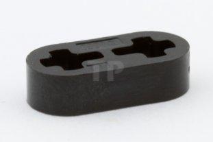 Liftarm 1 x 2 Mince Noir 2 x Lego 41677 Technic