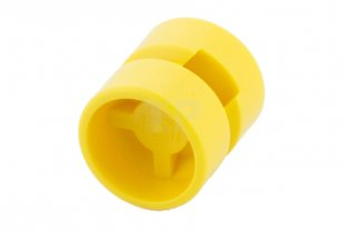 Main image for LEGO Wheel 11mm D. x 12mm, Hole Notched for Wheels Holder Pin