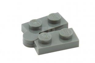Main image for LEGO Scharnierplaat 1 x 4  Bovenkant / Ondergrond Compleet