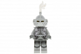 Main image for LEGO Heroic Knight - Minifig only