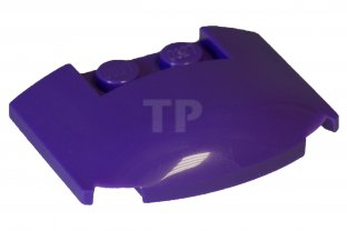 Main image for LEGO Wedge 3 x 4 x 2/3 Triple Curved