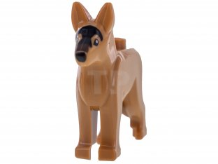 Main image for LEGO Wolf / Dog, German Shepherd