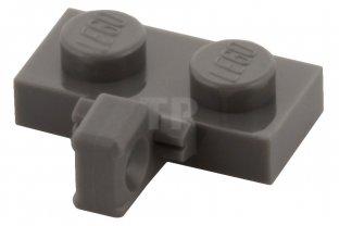 Light Bluish Gray giunto 92582 NUOVO LEGO 10 pezzi Cerniera Piastra Grigio chiaro