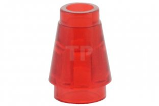 Main image for LEGO Cone 1 x 1 with Top Groove