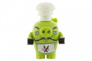 Lego Angry Birds Chef Pig Minifigur Minifig ang018 Neu