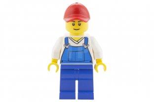 Lego Minifigure Construction Worker Toypro Com