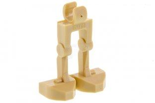 2x Lego 59230 Arm gestreckt gerade Battle Droid dark orange 6035610