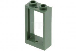 Main image for LEGO Window 1 x 2 x 3 Flat Front