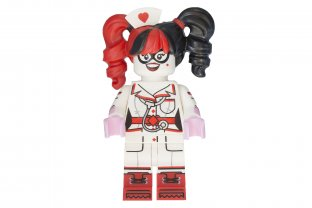 Main image for LEGO Nurse Harley Quinn - Minifig Only