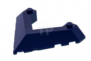 Main image for LEGO Wedge 6 x 8 Pointed Cutout