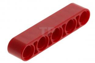 Main image for LEGO Technic, Liftarm 1 x 5 Thick