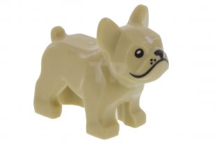 Main image for LEGO Hond, Bulldog