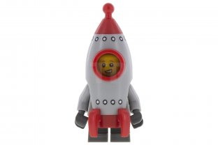 Main image for LEGO Rocket Boy - Minifig only