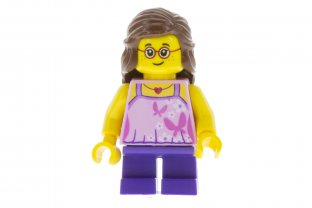 Main image for LEGO Beachgoer Girl