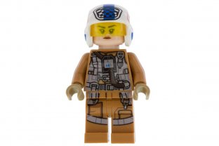 NEW FAST LEGO STAR WARS RESISTANCE GUNNER PAIGE FIGURE 75188-2017 GIFT