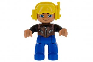 main image for Duplo Guy with Headset