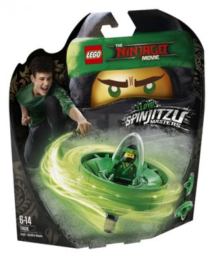 good out x cheap price on sale LEGO Lloyd - Spinjitzu Master - 70628