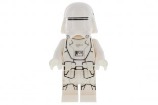 Lego Minifigure Star Wars SW0875  First Order Snow Trooper