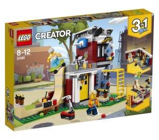 Main image for LEGO Modular Skate House