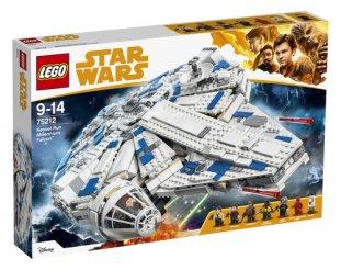 Main image for LEGO Kessel Run Millennium Falcon