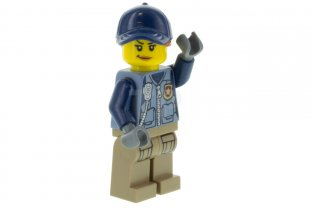 Main image for LEGO Mountain Police - Officer Female