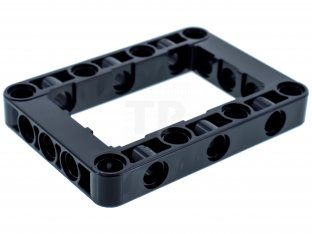 Main image for LEGO Technic, Liftarm 5 x 7 Open Center Frame Thick