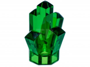 Main image for LEGO Rock 1 x 1 Crystal 5 Point