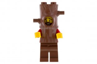 Main image for LEGO Mountain Police - Crook Male Stumpy 10K
