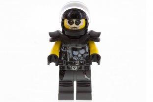 Lego Town Mini figure Supermarket Shop Assistant twn228  New