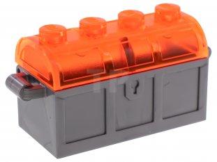 Container Treasure Chest Nexo 2x4x2 4738a 4738ac02 Lego
