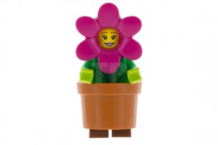 Main image for LEGO Flower Pot Girl - without accessoires
