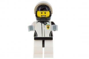 # 312 Hombre cabeza LEGO figura accesorios