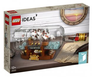 Main image for LEGO Ship in a Bottle