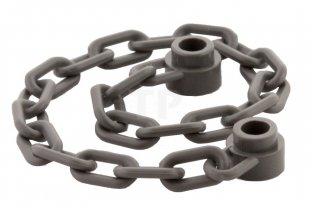 LEGO Technic tecnica CATENA 17l 21 anelli #30104 Nero