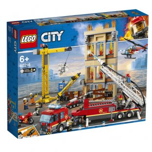 Main image for LEGO Downtown Fire Brigade