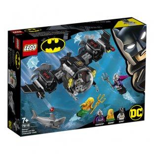 main image for Batman Batsub and the Underwater Clash