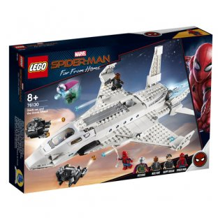 Main image for LEGO Stark Jet and the Drone Attack