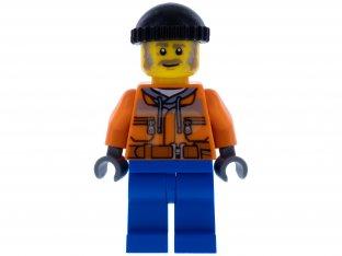 Main image for LEGO Snow Groomer Operator