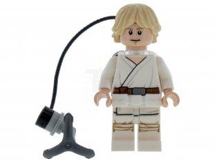 main image for Luke Skywalker with Utility Belt and Grappling Hook