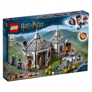 Main image for LEGO Hagrid's Hut: Buckbeak's Rescue