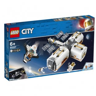 Main image for LEGO Ruimtestation op de maan