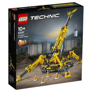 Main image for LEGO Compact Crawler Crane