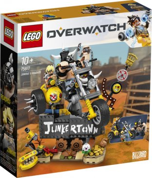 Main image for LEGO Junkrat & Roadhog